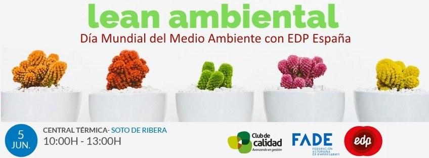 Día Mundial del Medio Ambiente con EDP España: Lean Ambiental