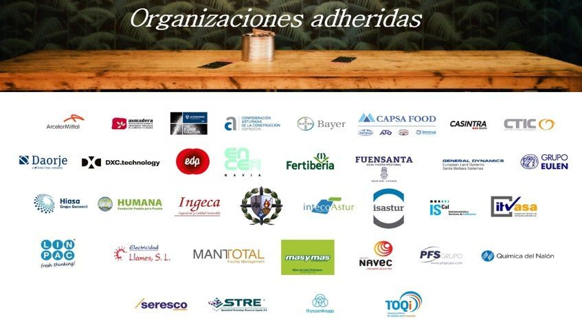 Organizaciones Adheridas al Foro de Responsables de Medio Ambiente sobre ECONOMÍA CIRCULAR