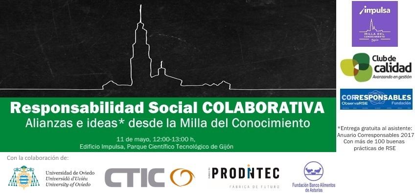 Responsabilidad Social COLABORATIVA: Alianzas e ideas desde la Milla del Conocimiento