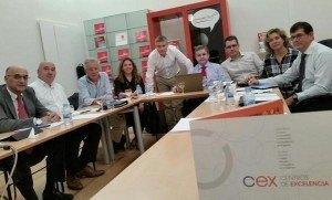 Reunion CEX en Madrid_2015_GR