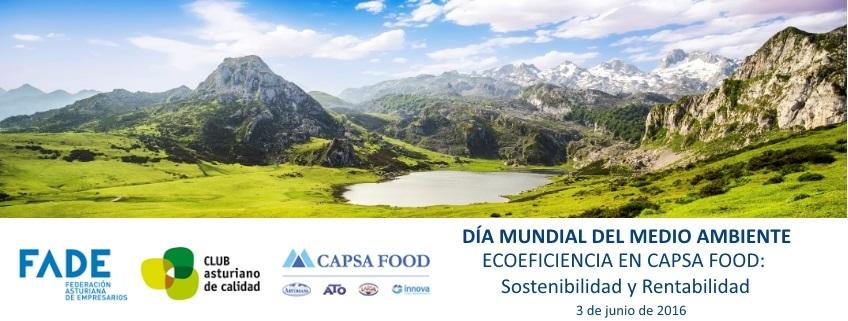 IRS: Día Mundial del Medio Ambiente con CAPSA FOOD