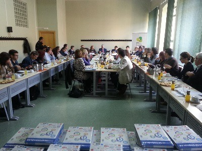 Imagen desayuno de trabajo ONGs y RSE
