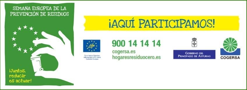 Semana Europea de Prevención de Residuos 2017