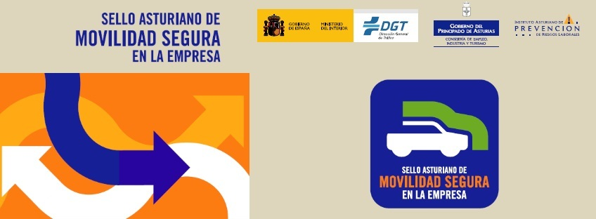 Sello Asturiano de Movilidad Segura en la Empresa