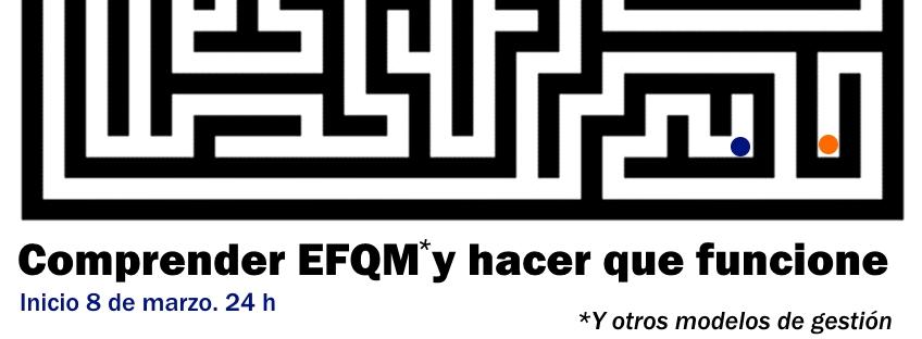 Curso: Comprender EFQM y hacer que funcione