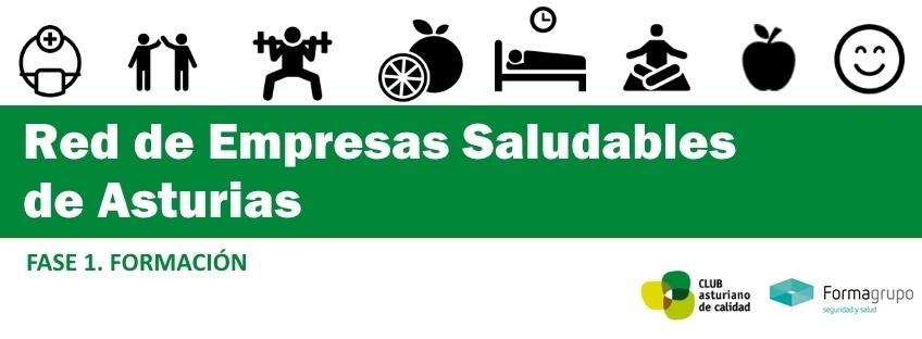 Taller para la implantación de un modelo de Empresa Saludable en la organización. Red Empresas Saludables de Asturias