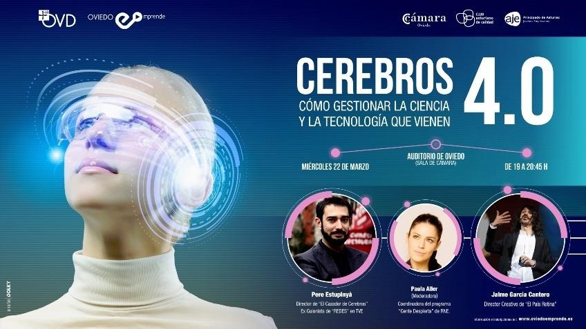 CEREBROS 4.0: Cómo gestionar la Ciencia y la Tecnología que vienen