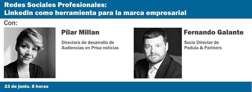 Curso: Redes Sociales Profesionales: Linkedin como herramienta para la marca empresarial
