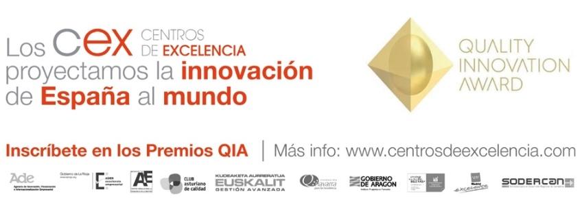 Premios Quality Innovation Award (QIA)