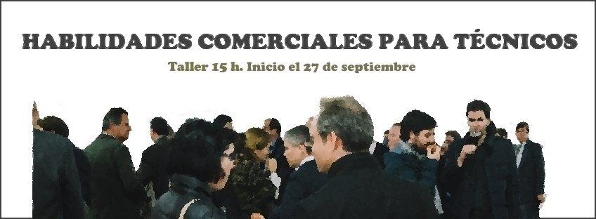 Curso: Habilidades Comerciales para Técnicos. 5ª edición