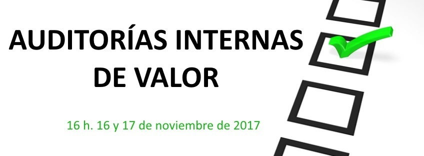 Curso: Auditorías Internas de Valor