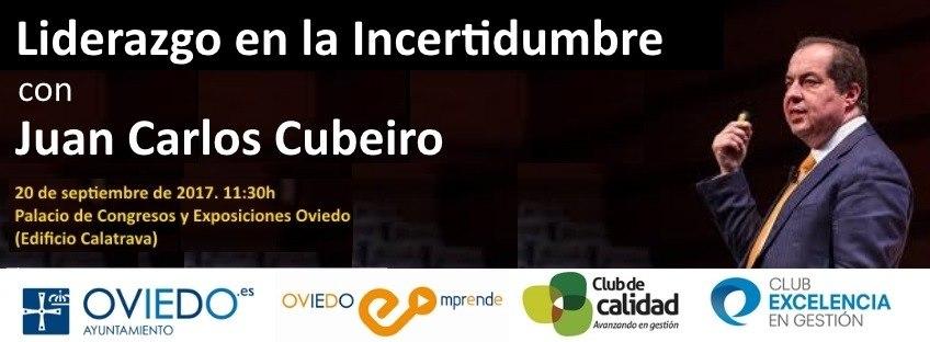 Jornada: Liderazgo en la Incertidumbre. Oviedo Emprende