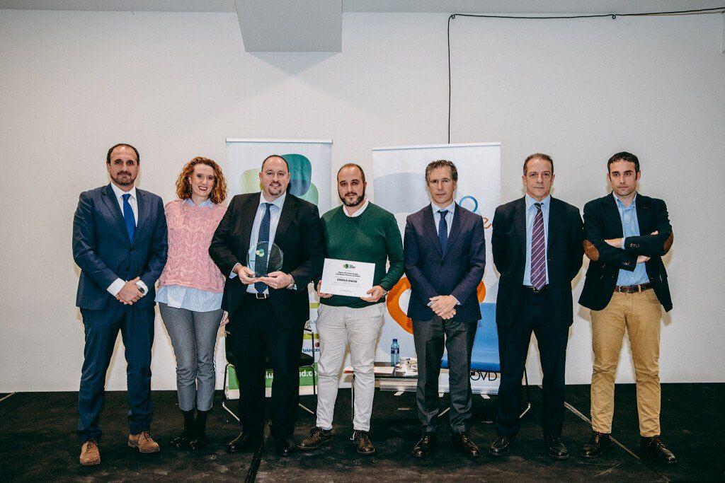 Premio Carlos Canales 2018-Esnova Racks