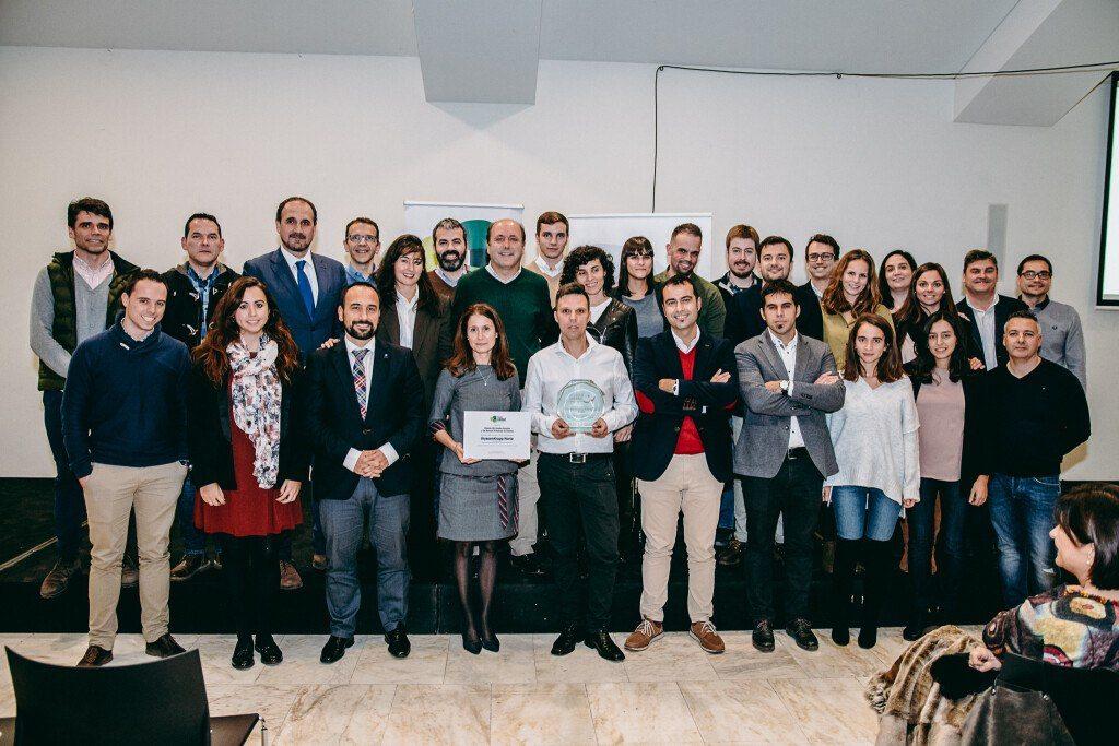 Premio Carlos Canales 2018 - tk