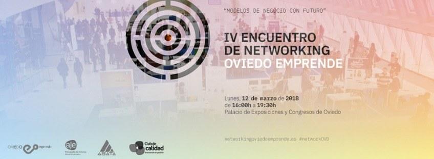 IV Encuentro de Networking Oviedo Emprende