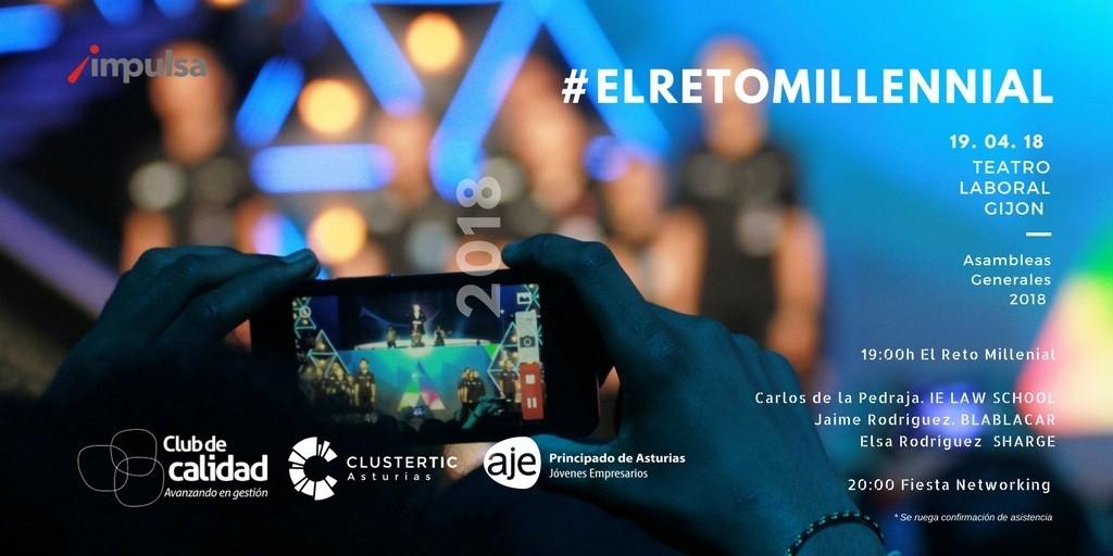 #ElRetoMillennial
