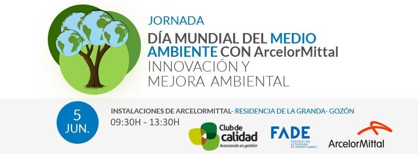 Día Mundial del Medio Ambiente con ArcelorMittal. Innovación y mejora ambiental