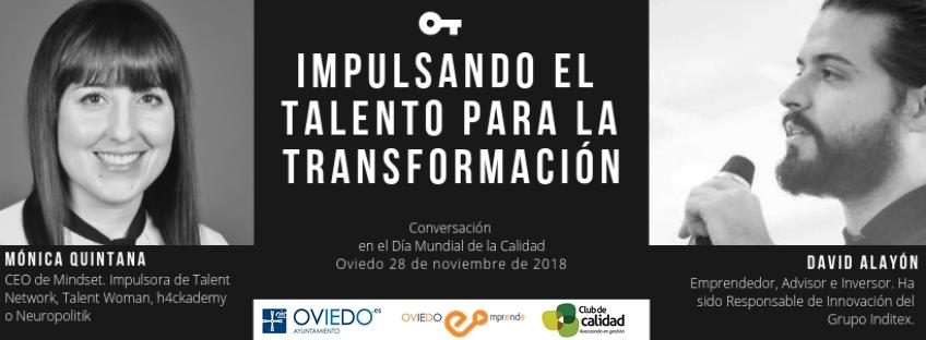 Día Mundial de la Calidad 2018 con Oviedo Emprende