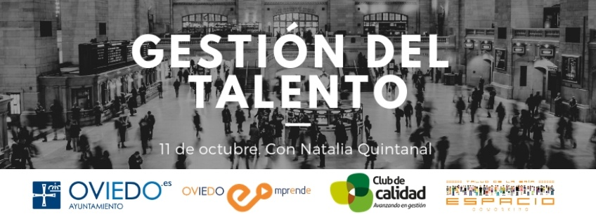 """Taller gratuito """"Gestión del Talento"""". Oviedo Emprende"""
