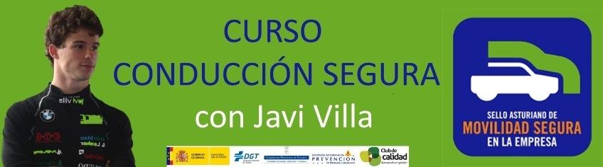 Curso: Conducción Segura con Javi Villa