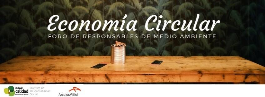 Reunión: Hacia el Residuo 0 en el Foro de Responsables de Medio Ambiente sobre ECONOMÍA CIRCULAR