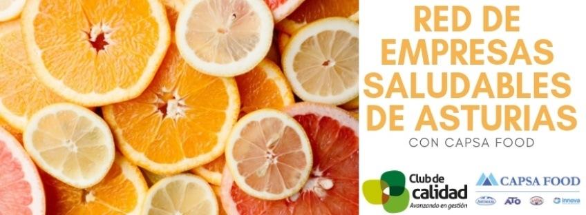 Curso: Implanta tu Modelo de Empresa Saludable en la organización. Red Empresas Saludables de Asturias