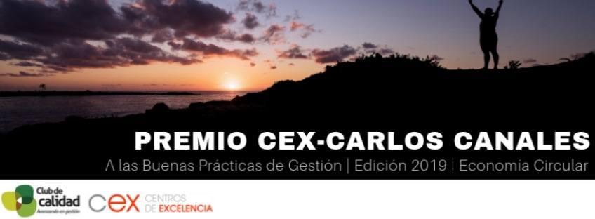 Premios CEX- Carlos Canales