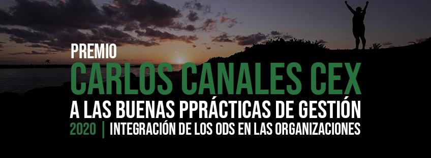 Premios CEX- Carlos Canales 2020