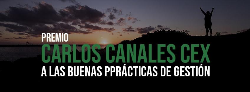 Premio CEX Carlos Canales