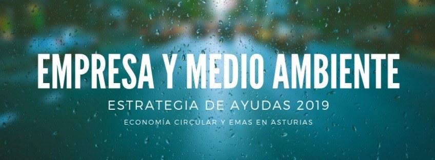 """Encuentro: """"Empresa y Medio Ambiente: Estrategia de Ayudas 2019"""""""