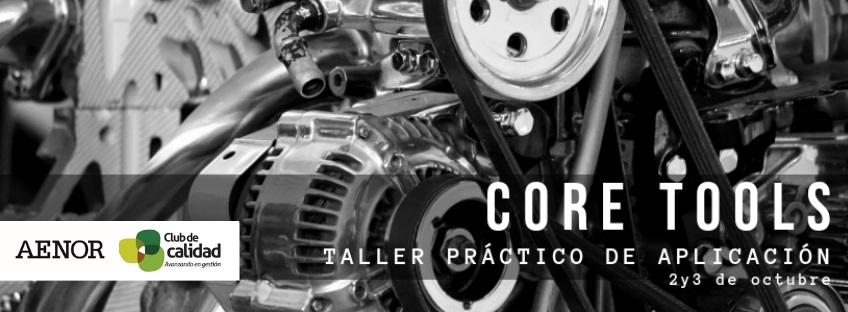 Taller Práctico de Aplicación de las Core Tools