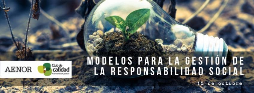 Curso: Modelos para la Gestión de la Responsabilidad Social
