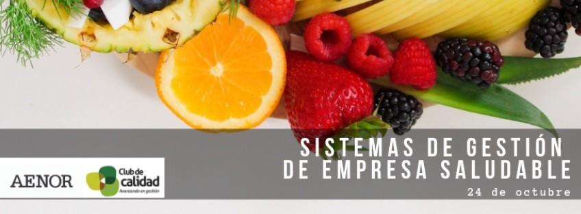Curso: Sistema de Gestión de Empresa Saludable