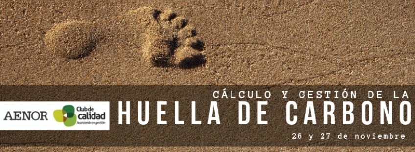 Curso: Cálculo y Gestión de la Huella de Carbono