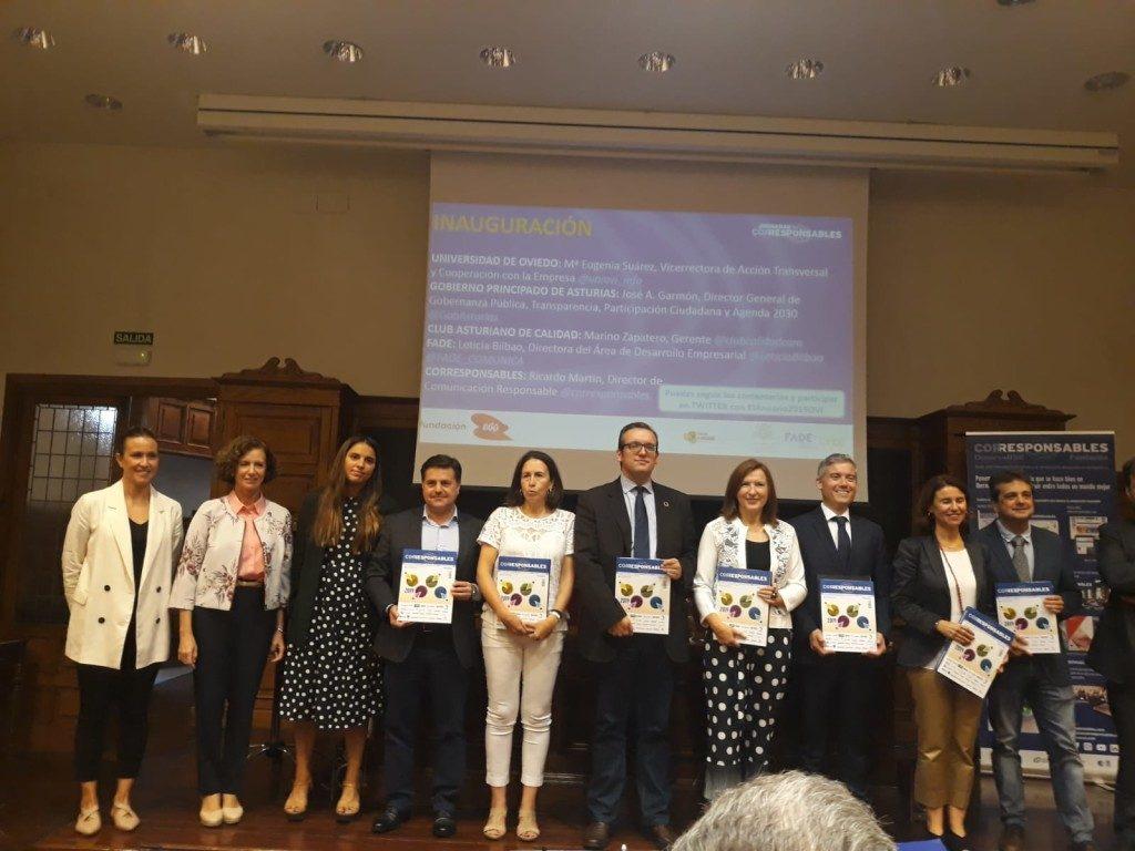 Corresponsables 2019 - Oviedo