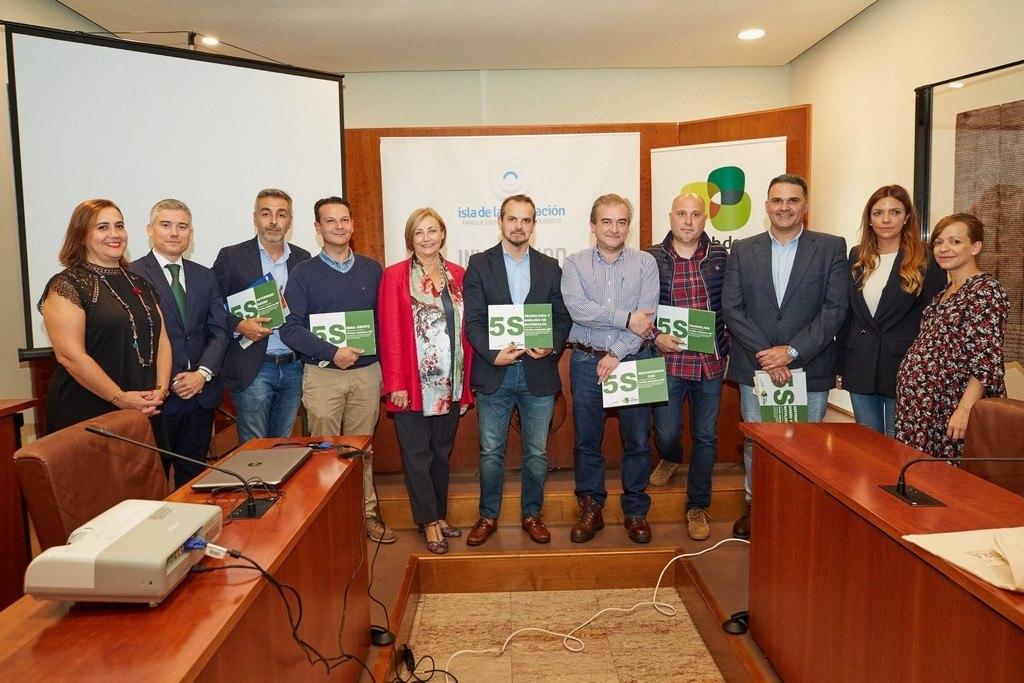 Clausura 2ª edición proyecto Avilés Industria 5S