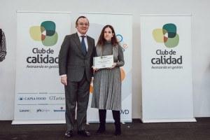 Entrega diplomas Nuevos Socios 2019