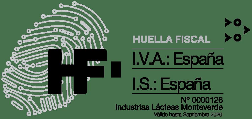 Huella Fiscal Industria Monteverde