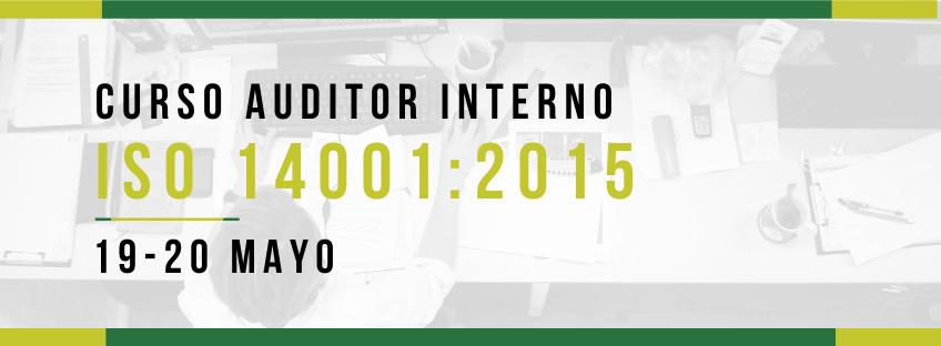 Curso: Auditor Interno ISO 14001:2015