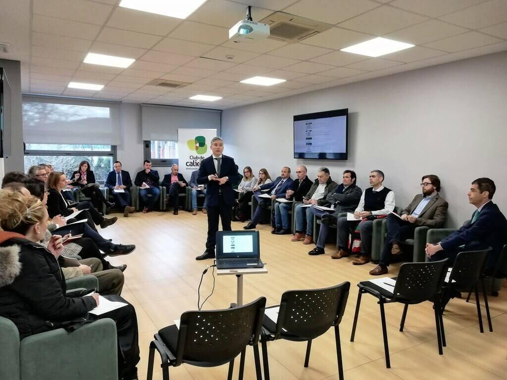 Reunión inicial - Grupo de Trabajo Responsables Comerciales