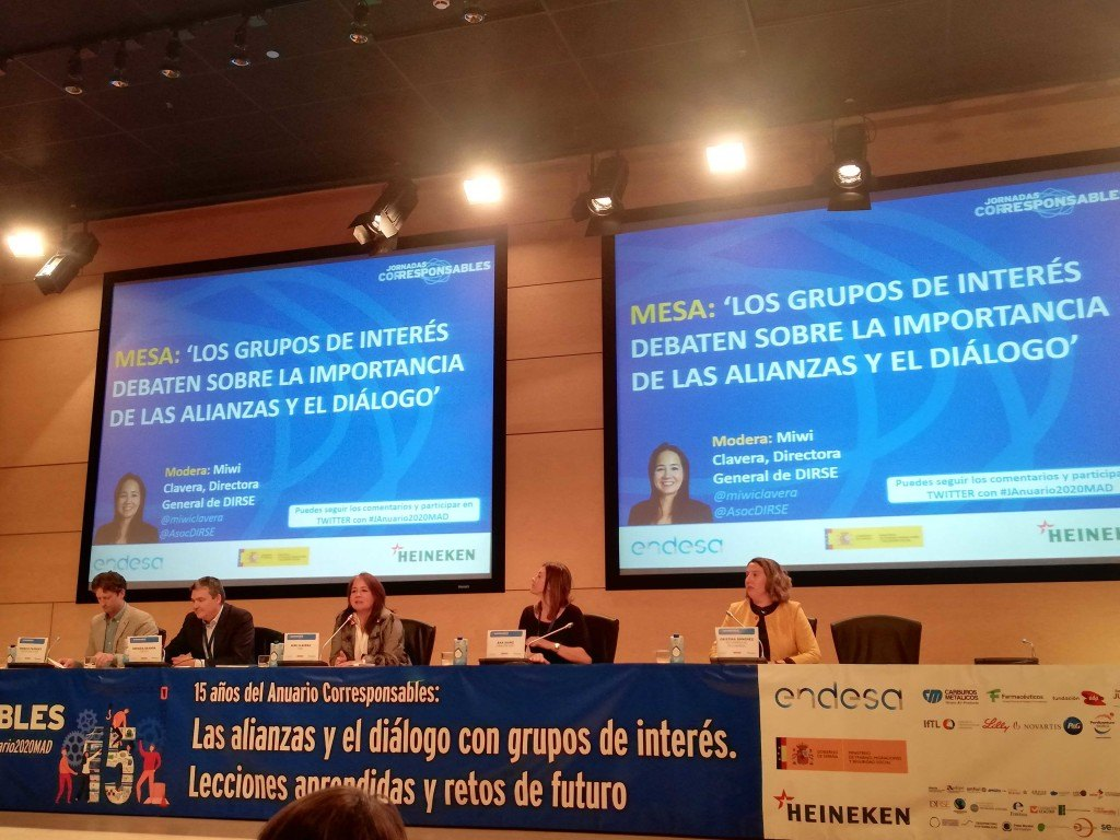 Jornada Corresponsables 2020 - Madrid