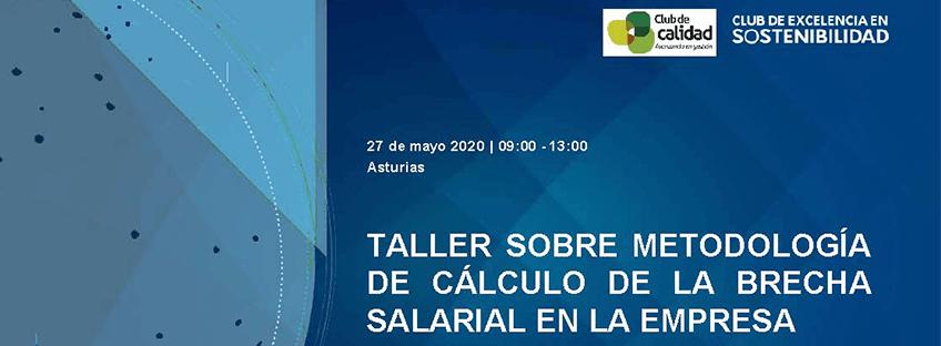 Taller sobre Metodología de Cálculo de la Brecha Salarial en La Empresa
