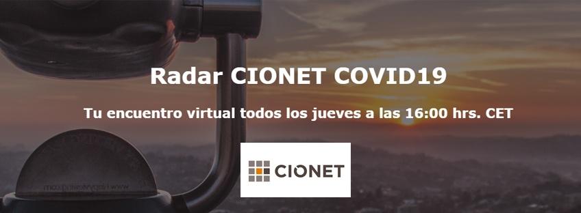 COVID19 – Radar CIONET