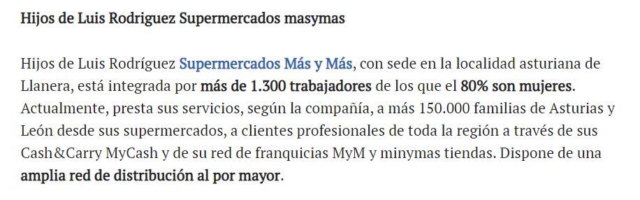 Lista Forbes - Mas y mas