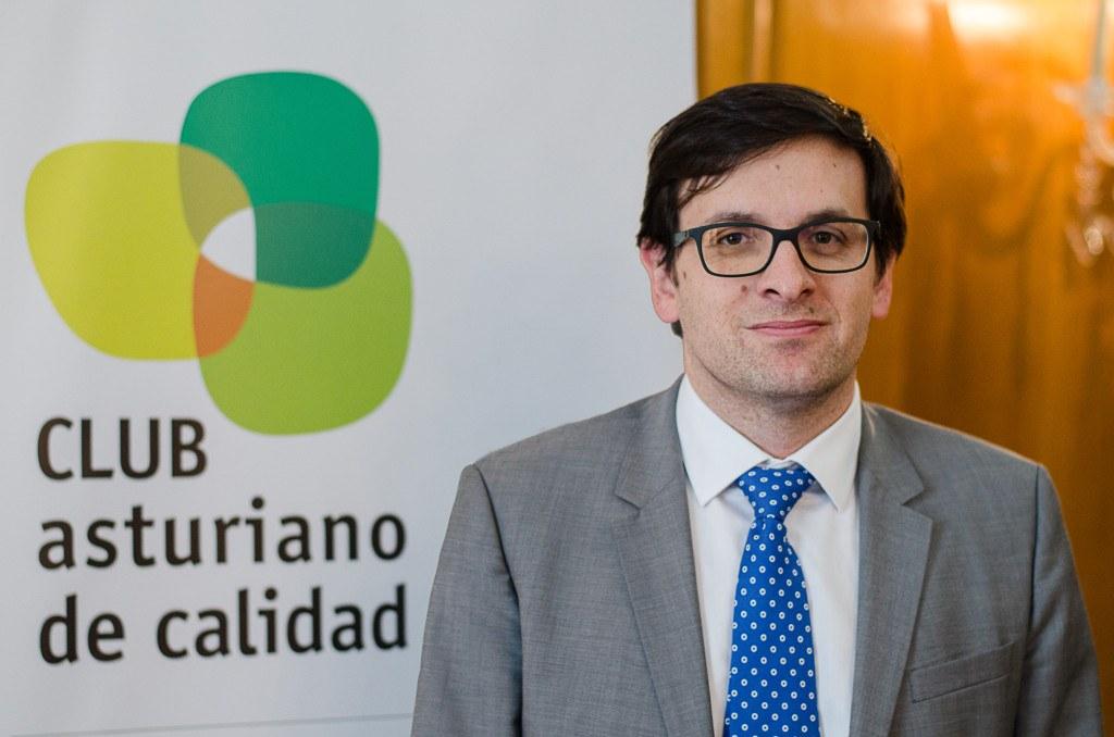 Jesús Daniel Salas |Nuevo Presidente del Club de Calidad