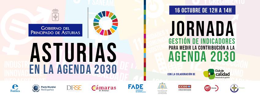 Jornada: Gestión de Indicadores para medir la contribución a la Agenda 2030